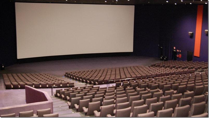 Estos son los principales cines de madrid for Sala 25 kinepolis
