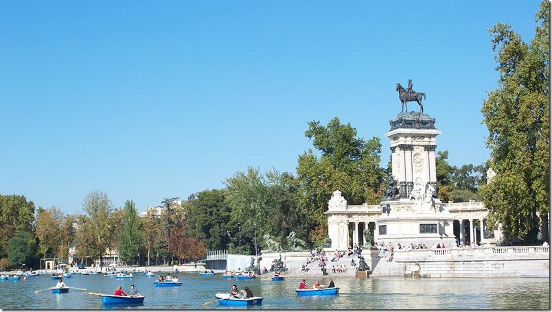 Curiosidades Madrid - Cielo azul