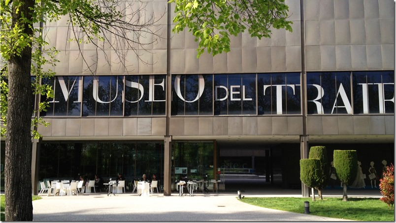 Museo del Traje_Portada