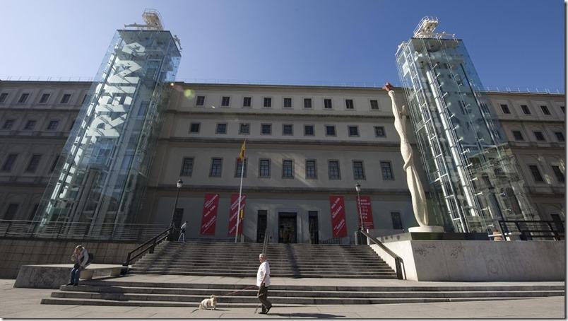 Conoce El Magnifico Museo Nacional Centro De Arte Reina Sofia