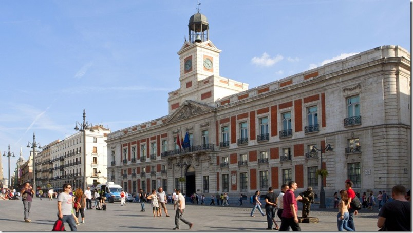 Conoce la espectacular catedral de la almudena de madrid for Puerta del sol madrid fotos