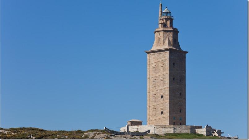 Galicia - Torre de Hercules