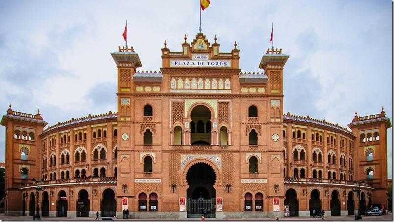 Plaza de Toros de Las Ventas - Madrid - 1