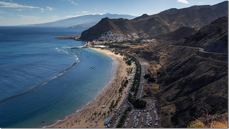 Islas Canarias - Las Teresitas