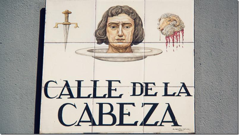 Calle de La Cabeza - Madrid - InmigrantesEnMadrid