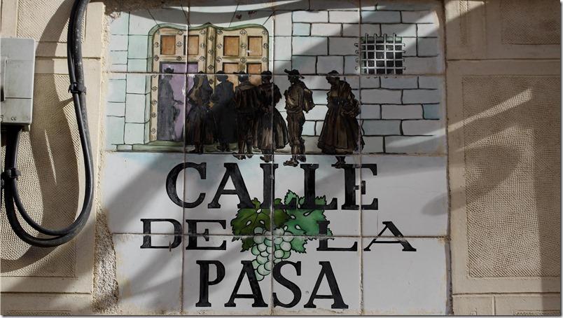 Calle de La Pasa - Madrid - InmigrantesEnMadrid