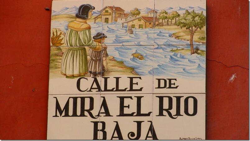 Calle de Mira El Rio - Madrid - InmigrantesEnMadrid