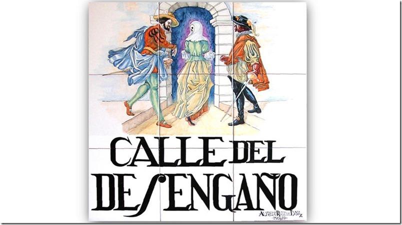 Calle del Desengaño - Madrid - InmigrantesEnMadrid