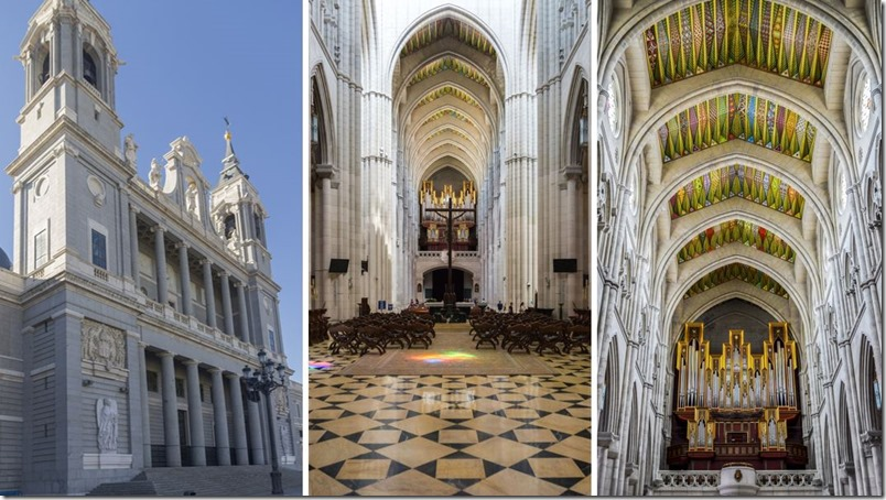 Catedral de La Almudena - Madrid - InmigrantesEnMadrid
