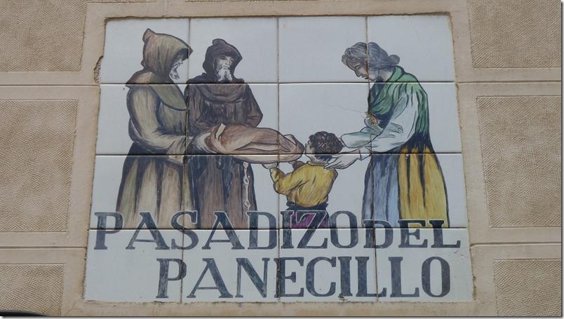 Pasadizo del Panecillo - Madrid - InmigrantesEnMadrid
