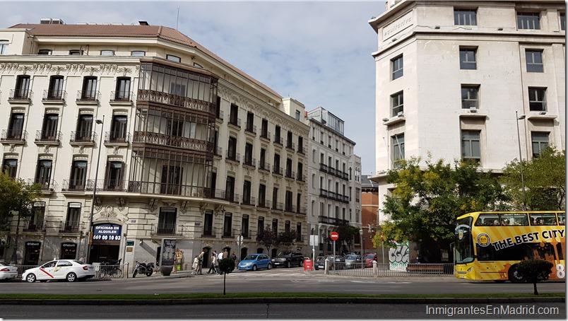 Pedir Residencia en España - Hijo de Español - Emigrar a Madrid