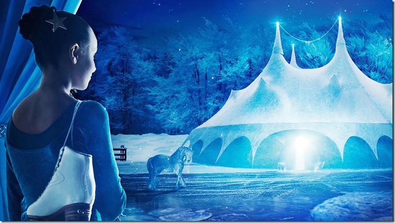 El Circo de hielo - cartel (1)