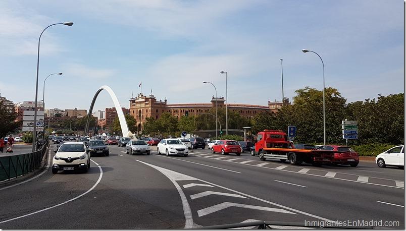Inmigrantes en Madrid - Opinion