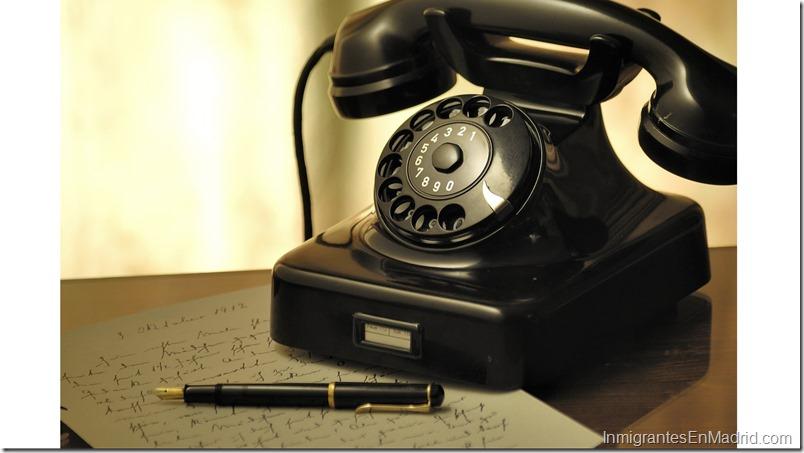 Conoce todo lo que puedes hacer a trav s del tel fono 060 Numero telefonico del ministerio del interior