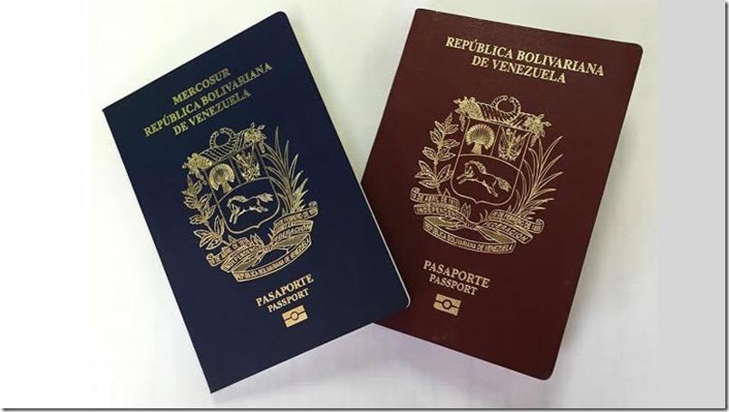 Guía para renovar el pasaporte venezolano en España