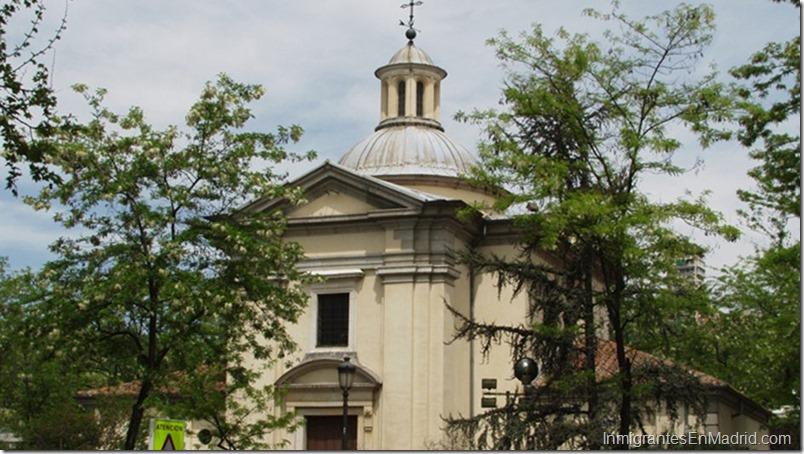 Qué hacer en Madrid: Visita guiada a la Ermita de San Antonio, del 24 al 26 de marzo