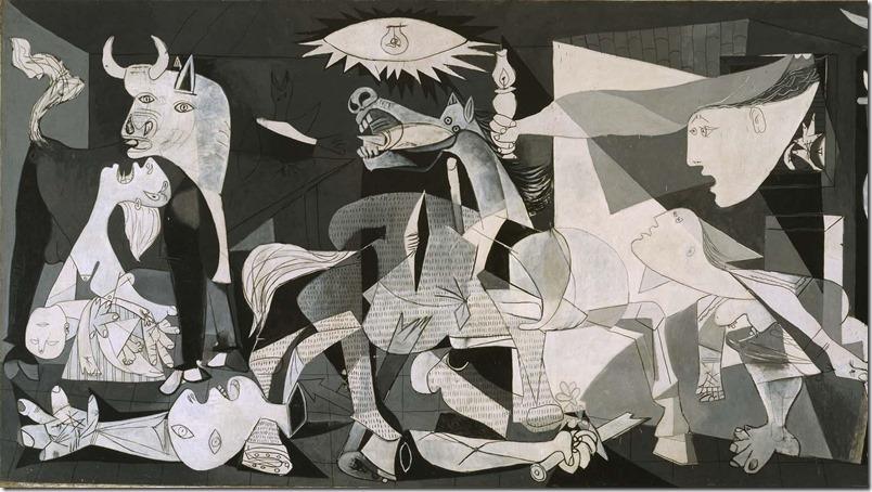 Exposición sobre Picasso y su Guernica