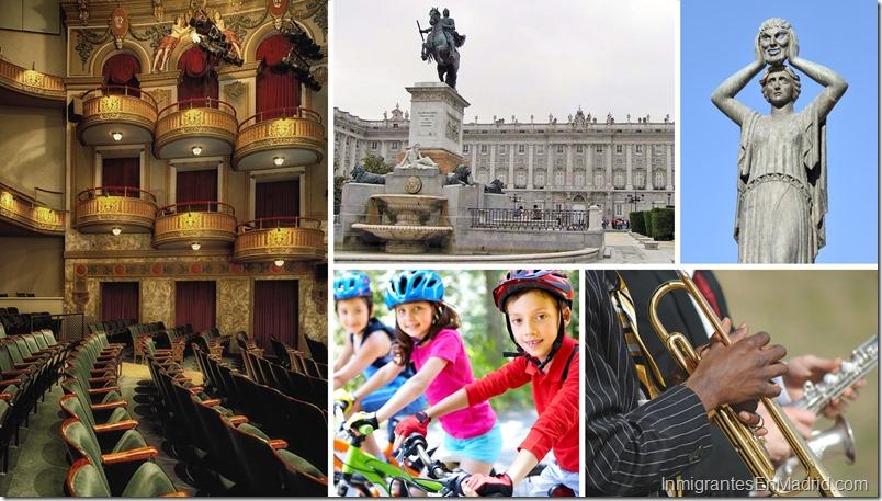 Actividades de ocio en Madrid del 22 al 28 de mayo