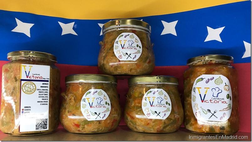 Conservas Victoria - Emprendedores venezolanos en Madrid - 6