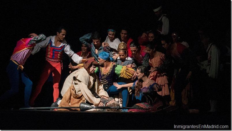 dia del teatro venezolano en madrid
