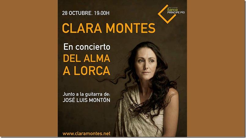 Del alma a Lorca - Teatro en Madrid
