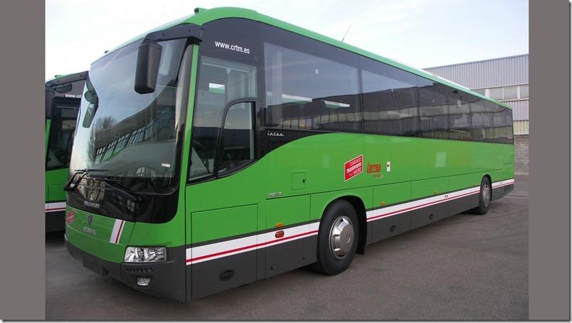 Refuerzan transporte público de Madrid con nuevos servicios directos de autobuses interurbanos