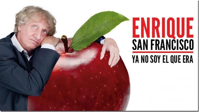 enrique san francisco - Teatro en Madrid