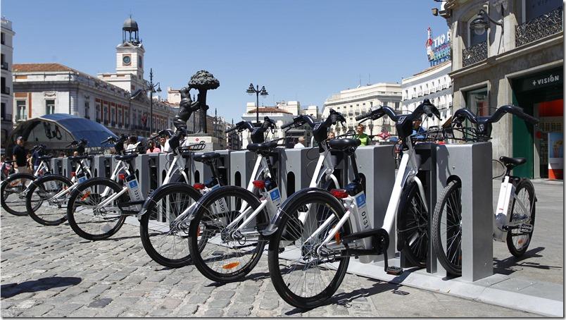 BiciMAD se incorpora en octubre al sistema de transporte público de la Comunidad de Madrid