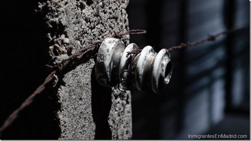 Exposición -Auschwitz No hace mucho No muy lejos- hasta el 17 de junio en Madrid