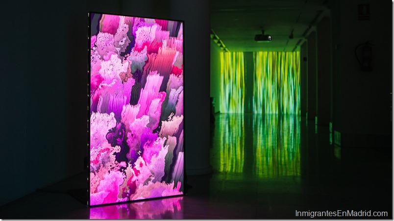 Exposición Fluctuaciones hasta el 17 de junio en Madrid con entrada gratuita