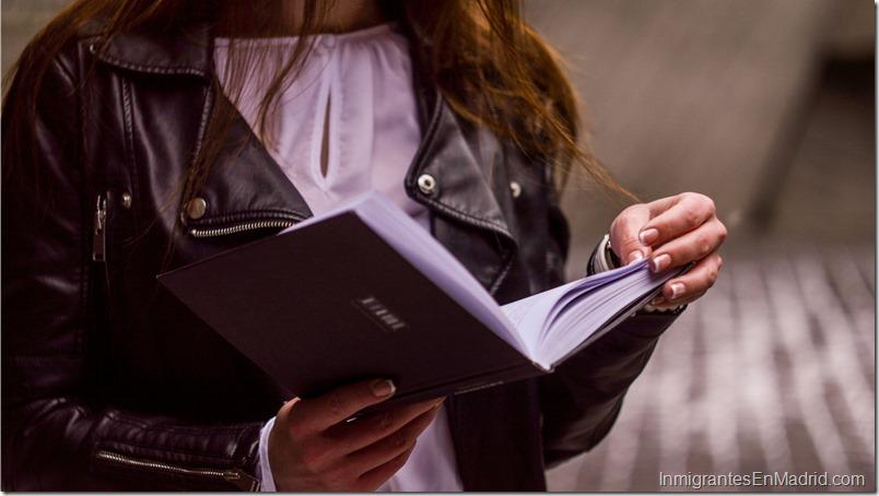 Hábitos de lectura en Madrid
