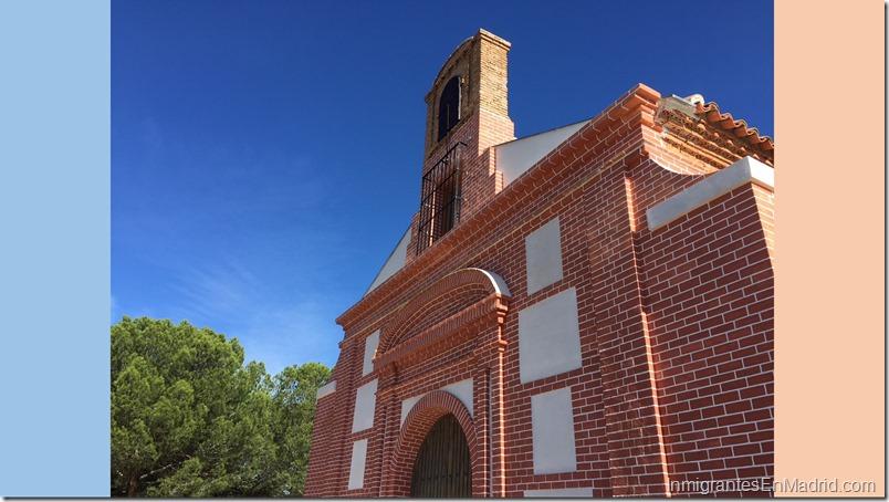Restauración de la Ermita de Nuestra Señora del Espino