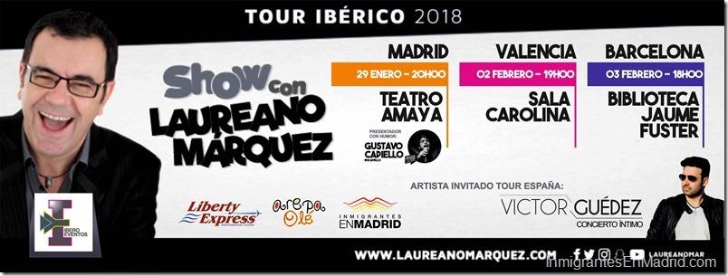 laureano-marquez-madrid-barcelona-valencia-espana