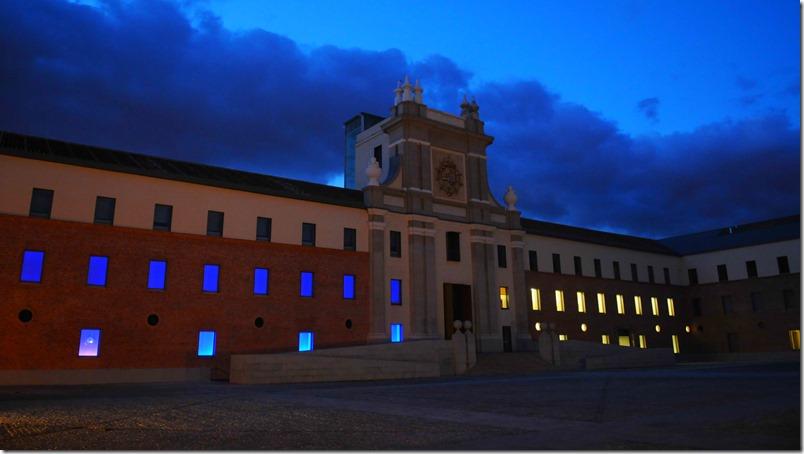 Centro Cultural Conde Duque en Madrid