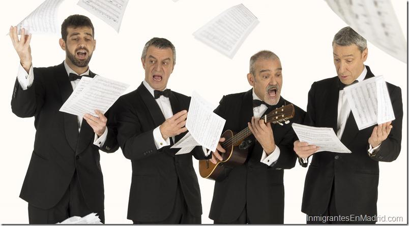 Golden Apple Quartet regresa a Madrid