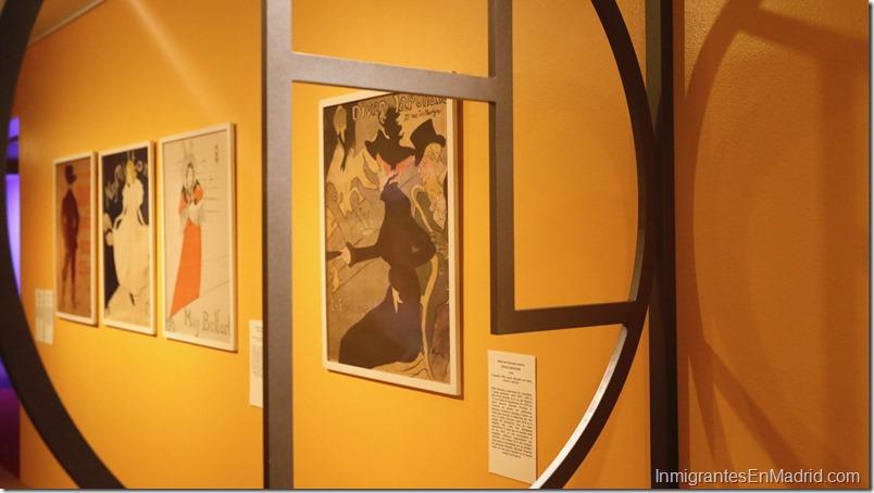 Madrid acoge la colección completa de carteles de Toulouse Lautrec -1
