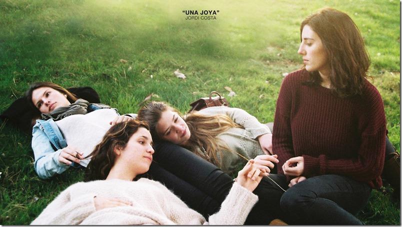Segunda Muestra de Cine Joven Europeo en Madrid - LES AMIGUES DE L'ÀGATA
