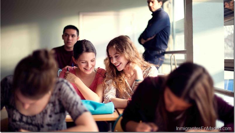 Segunda Muestra de Cine Joven Europeo en Madrid - Respire