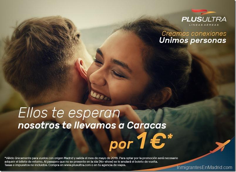 Plus Ultra Líneas Aéreas_vuelos a 1€