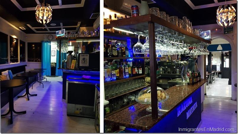 Bar de Hakuna Matata en Madrid