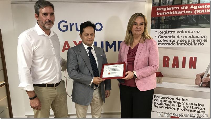 Comunidad de Madrid crea registro de agentes inmobiliarios