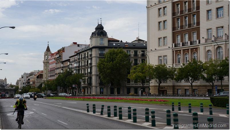 Barrio El Retiro de Madrid