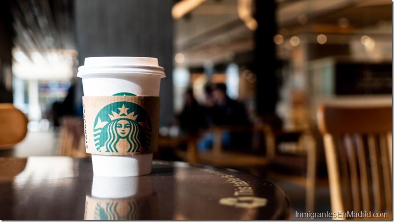 Starbucks en Madrid