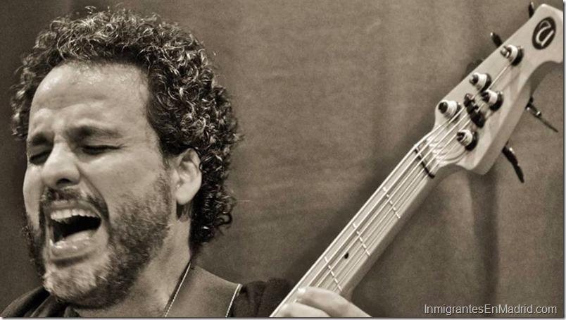 Venezolano Yrvis Mendez concierto en Madrid