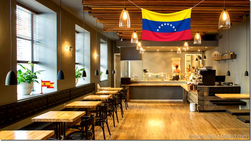 Carta a los emprendedores venezolanos en Madrid