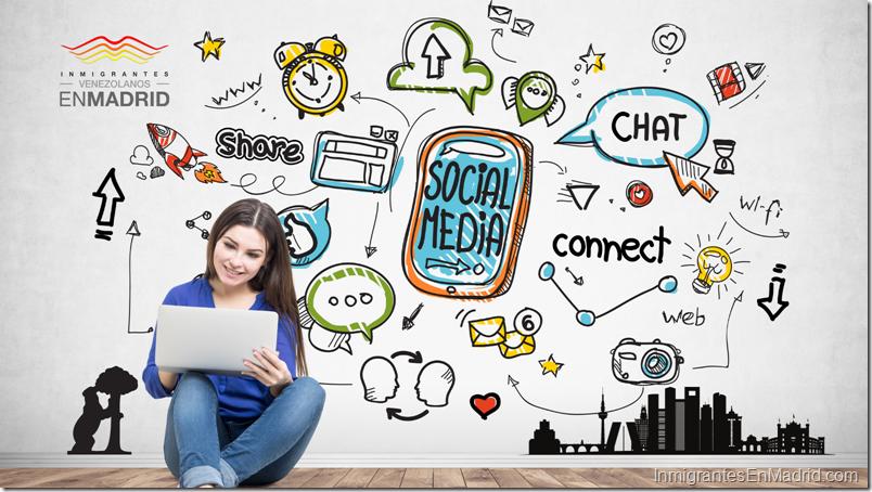 emprendedores-venezolanos-madrid-tips-redes-sociales-toque-de-queda