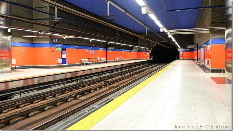 Trabajos en la línea 12 del Metro se extenderán hasta el 12 de septiembre